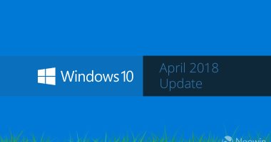 """بالخطوات.. كيف تحصل على تحديث ويندوز 10 """"April 2018 Update"""""""
