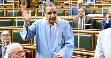 """عضو بـ""""زراعة البرلمان"""" يطالب الحكومة بآليات لدعم الفلاح وتحسين مستوى معيشته"""