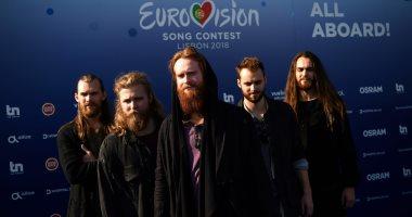 بدء توافد نجوم الفن لحضور مسابقة الأغنية الأوروبية الـ 63