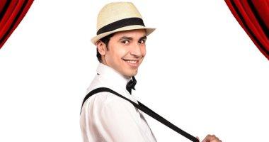تكريم محمد أنور كأفضل كوميدى