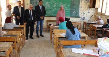تسليم خطابات الندب لأكثر من 150 ألف  مشاك بامتحانات الثانوية العامة