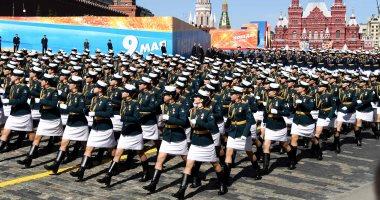 عروض عسكرية مبهرة فى احتفالات روسيا بعيد النصر
