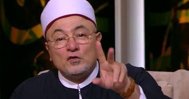 """فيديو.. الشيخ خالد الجندى يفسر معنى كلمة """"الإحرام"""" بمناسبة موسم الحج"""