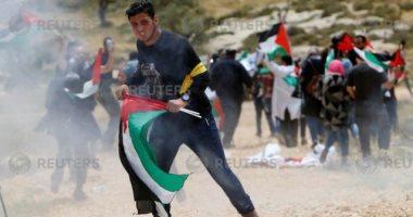 إصابة فلسطينيين اثنين فى استهداف الاحتلال الإسرائيلى موقعا شمال غزة