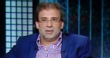 خالد يوسف: أتعرض لحملات ممنهجة.. وأنا وعائلتى أكبر من ذلك