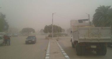 الصحة تحذر المواطنين من الخروج فى العواصف الترابية