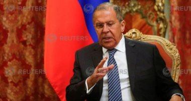 لافروف: روسيا لن تقدم تنازلات تتنافى مع مصالحها الوطنية