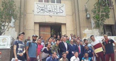 رئيس جامعة الأزهر يقدم التهنئة للكليات المعتمدة من هيئة ضمان جودة التعليم