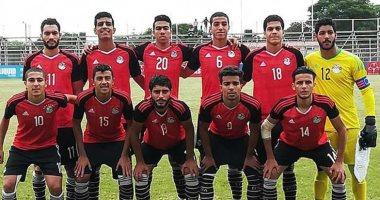 منتخب الشباب يواجه فلسطين فى كأس العرب بالسعودية