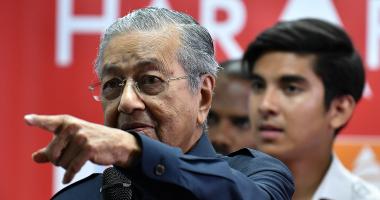 """رئيس الوزراء الماليزى مهاتير محمد: إسرائيل """"دولة لصوص"""""""