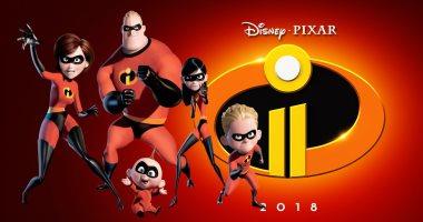 شاهد.. التريللر الجديد لفيلم Incredibles