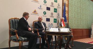 وزير الرى يفتتح ورشة إطلاق أسبوع القاهرة للمياه