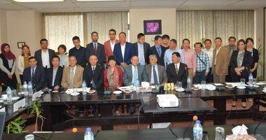 """""""رجال الأعمال"""" تبحث فرص التعاون بين مصر ومقاطعة هاينان الصينية"""