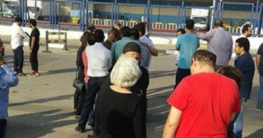 صور.. وصول جثمان المخرج الشاب روبير طلعت قادما من تركيا