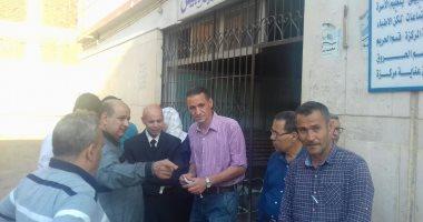 إعفاء مدير مستشفى الزقازيق العام من منصبه.. وبدء فحص الأجانب ضمن 100 صحة