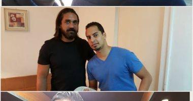 """عمرو وهبة يسرد تفاصيل علاقته بـ أمير كرارة وصولاً لـ """"كلبش2"""""""
