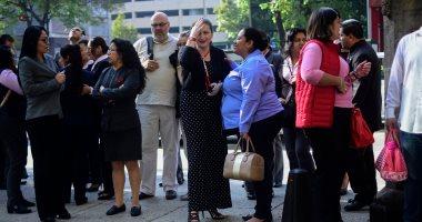 صور.. زلزال بقوة 5.3 يهز جنوب المكسيك وهلع بين السكان
