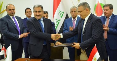"""بتروجت توقع عقدا مع """"المعدات الهندسية"""" العراقية لتنفيذ مشروعات نفطية فى بغداد"""
