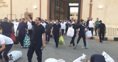 صور.. الداخلية تفرج عن 332 سجينا بموجب العفو الرئاسى