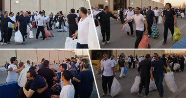الإفراج بالعفو عن 158 من نزلاء السجون والإفراج الشرطى عن 337 سجيناً
