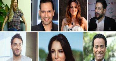 فيديو.. نجوم الفن والغناء يهنئون المصريين بحلول شهر رمضان المبارك