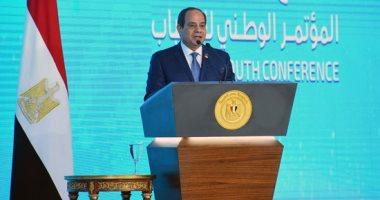 الرئيس السيسي: سألتقى بأسر الشهداء صباح يوم العيد للاحتفال معهم