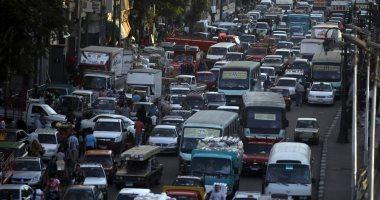 """""""المرور"""" تتصدى لإرهاب الموتوسيكلات وتضبط 1070 مركبة مخالفة بالمحافظات"""