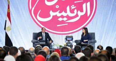 الرئيس السيسي: قرار رفع سعر تذكرة المترو طرحه كل وزراء النقل السابقين