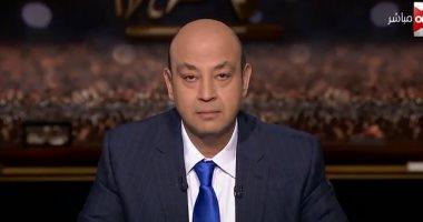 """عمرو أديب: """"أنا باقى فى قنوات ON ومش همشى"""""""