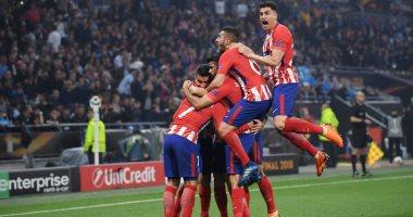 أتلتيكو مدريد ينتظر ريال مدريد أو ليفربول فى كأس السوبر الأوروبى