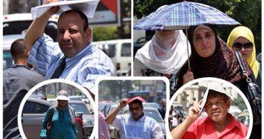 الأرصاد: درجات الحرارة تواصل ارتفاعها غداً.. والعظمى بالقاهرة 38 درجة -
