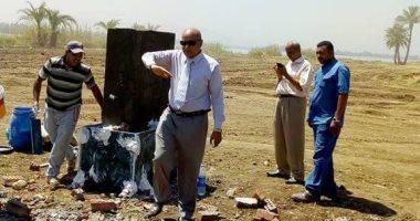 محافظ سوهاج: إخلاء أرض الميناء النهرى بالمنشاة تمهيدا لوضع حجر الأساس
