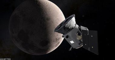 القمر فى المحاق اليوم منهيًا دورة اقترانية حول الأرض