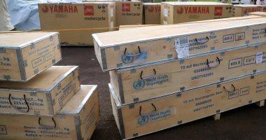 فرنسا تتبرع بأدوات ومعدات طبية لصالح المستشفى العسكرى الأردنى بغزة