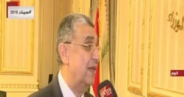 وزير الكهرباء: الإعلان عن نتيجة التحالف الفائز بمحطة الحمراوين خلال أسبوع