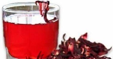 تعرف على أهم مميزات مشروب الكركديه يهدىء الأعصاب وينظم ضغط الدم اليوم السابع
