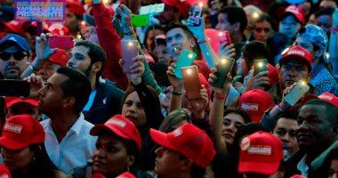 صور مرشحو انتخابات الرئاسة الكولومبية يحشدون أنصارهم وسط بوجاتا