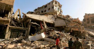 اشتباكات عنيفة بين قوات سوريا الديمقراطية وداعش فى ريف دير الزور الشرقى