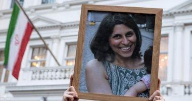 زوج المعتقلة البريطانية فى طهران ينضم إليها فى إضرابها عن الطعام
