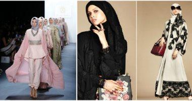 21381c5707346 لماذا تغازل علامات الأزياء العالمية المحجبات بتصميمات خاصة لهن؟.. المسلمون  يقتربون من إنفاق