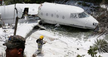 مصرع طيارين ونجاة 43 راكبا بحادثة هبوط اضطرارى لطائرة شرقى روسيا