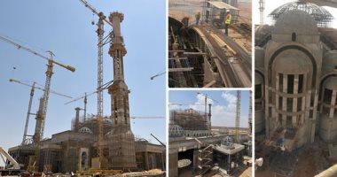 """إنفوجراف.. 7 مدن جديدة جارى تنفيذها ضمن رؤية """"مصر 2030"""""""