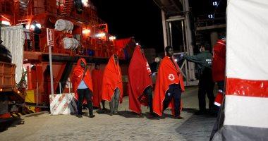 إيقاف 44 مهاجرًا غير شرعى أمام شواطئ المهدية جنوب عاصمة تونس بإتجاه إيطاليا