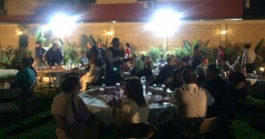 خلال حفل سحور السفارة الأمريكية.. الملحق الصحفى: رمضان فى مصر مميز