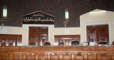 """الحكم على بديع و738 متهما بـ""""فض رابعة"""" اليوم.. و75 آخرين ينتظرون رأى المفتى"""