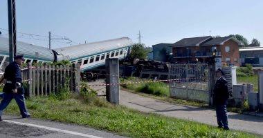 مصرع 3 أشخاص بسبب تصادم سيارة بقطار فى داغستان الروسية