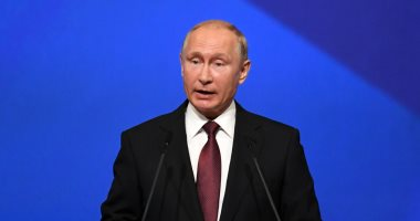 """بوتين يتوقع من المنتخب الروسى """"القتال"""" حتى النهاية فى كأس العالم"""