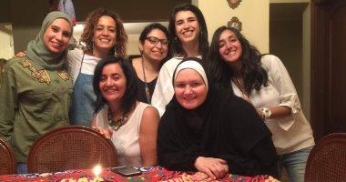 """حكاية قبطى فى رمضان.. """"ريتا"""" و""""سارة"""" حكاية 18 سنة لمة حلوة على الفطار"""