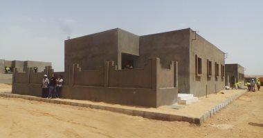 10 معلومات عن مشروع قرى الظهير الصحراوى بأسوان .. تعرف عليها