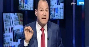 فيديو.. نشأت الديهى: إسرائيلى يضع السياسة التحريرية لقنوات الإخوان فى الخارج
